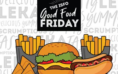 ISFO Good Food Friday Fundraiser